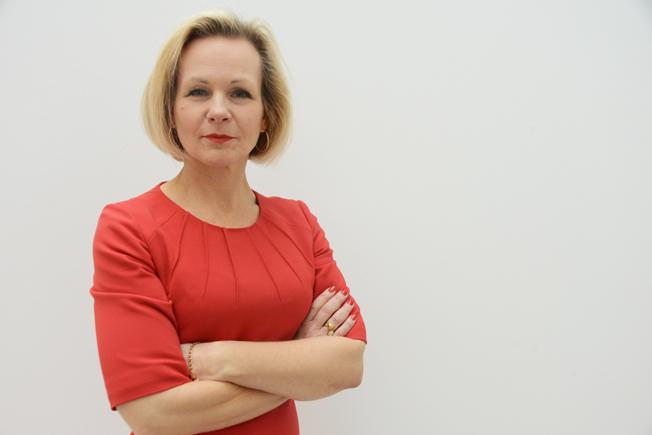 Sveriges Bussföretags vice vd och branschchef Anna Grönlund. Foto: Ulo Maasing.
