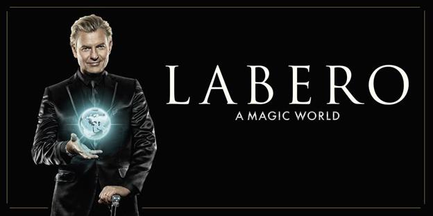 Joe Labero blir först på scen när Vasateatern i Stockholm åter öppnas.