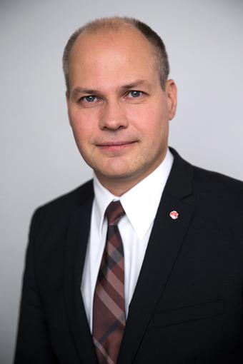 Morgan Johansson(S). Foto: Kristian Pohl/Regeringskansliet.