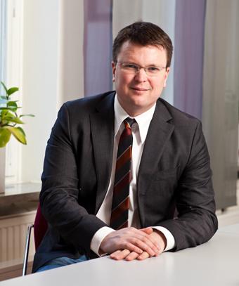 Stefan Sedin, vd för Svensk Kollektivtrafik. Foto: Svensk Kollektivtrafik.