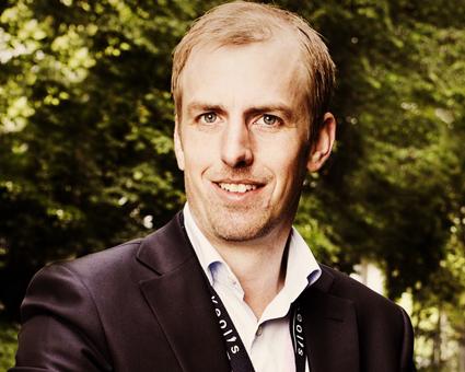 Stefan Gustavsson, ny affärsområdesdirektör i Keolis Sverige.