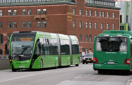 Stadsbussarna i Malmö har haft en tuff höst. Foto: Ulo Maasing.