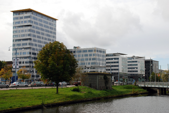 Rättscentrum med tingsrätten i Göteborg. Foto: Wikimedia Commons/Historiker.