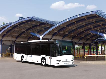 Solaris ska leverera upp till 300 InterUrbino regionbussar till ett företag i Rom. Foto: Solaris.