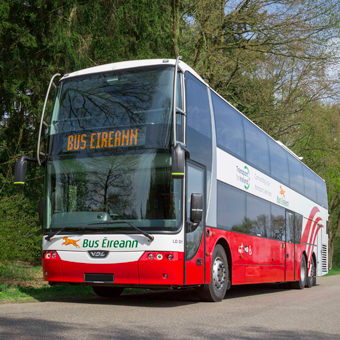 VDL Synergy till Bus Éireann. Foto: VDL.