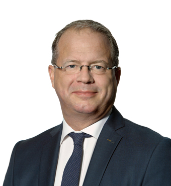 Volvos koncernchef Martin Lundstedt. Foto: Volvo.
