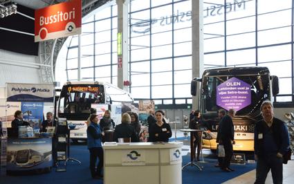 Matka lanserade i fjol efter svensk förebild ett Busstorg. Trycket är dock inte alls som det var på Busstorget på TUR. Foto: Ulo Maasing.