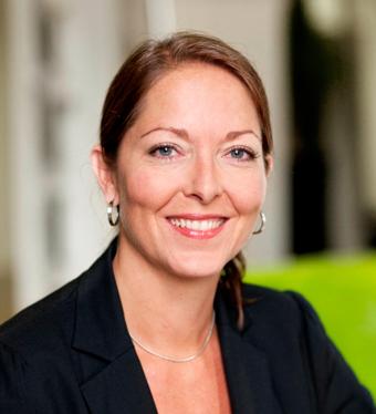 Anna Jonasson. Foto: Nobina.