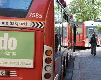 Enhetstaxa på enkelbiljetter rycker närmare förverkligande i Stockholms län. Foto: Ulo Maasing.