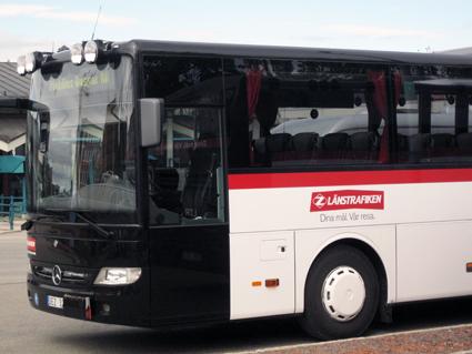 Styrelsen för Länstrafiken i Jämtland vill att alla stgörre linjer ska köras i egen regi från år 2018. Foto: Ulo Maasing.