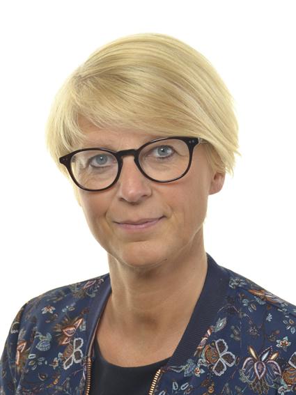Elisabeth Svantesson(M): Kommer regeringen att kompensera transportföretagen för id-kontrollerna? Foto: Riksdagen.