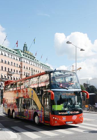 Turismen till Sverige ökade starkt i fjol –och mest i Stockholm och Västra Götaland. Foto: Ulo Maasing.