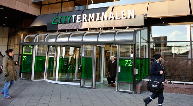 Cityterminalens ägare gjorde en miljardvinst förra året. Foto: Ulo Maasing.