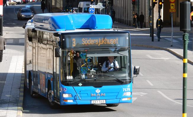 Dyrt. Enkelbiljetter i kollektivtrafiken i Stockholm är bland de dyraste i världen. Foto: Ulo Maasing.