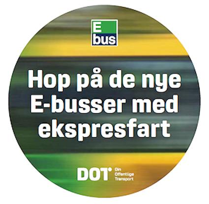 Köpenhamn satsar efter påsk på expressbussar.