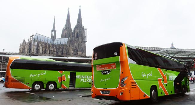 FlixBus startade 2013 och hade i fjol 20 miljoner passagerare. Foto: Ulo Maasing.