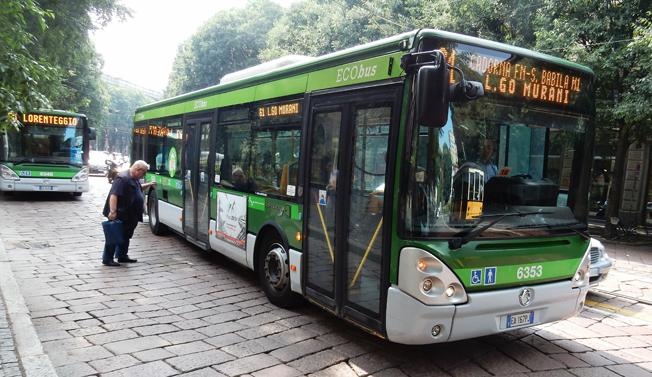 Nyregistreringarna av bussar i Italien var i februari 39,5 procent högre än samma månad i fjol. Foto: Ulo Maasing.