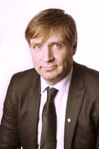 Kommunalrådet Lars Isacsson(S), Avesta: Märkligt agerat av Dalatrafik. Foto: Avesta kommun.