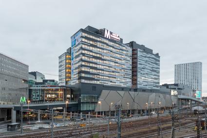 Mall of Scandinavia. Foto: Arild Vågen/Wikimedia Commons.