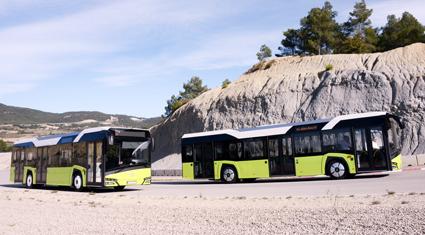 2014 lanserades Nya Urbino. Foto: Ulo Maasing.