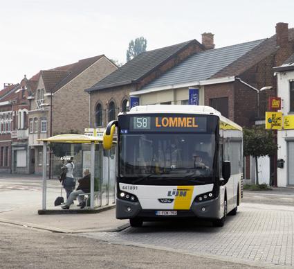 VDL har fått ytterligare en stororder från belgiska bussföretagety De Lijn. Foto: Stefaan van Hul.