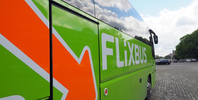 Den tyska expressbussjätten FlixBus går nu till offensiven även i Danmark. Foto: Flixbus.