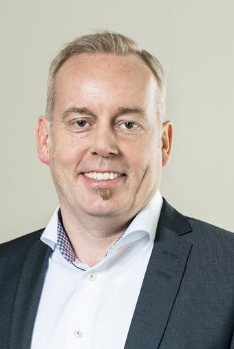 Claes Erixon, ny FoU-chef hos Scania. Foto: Scania.
