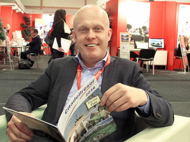 Anders Olsson, Citadellresor.