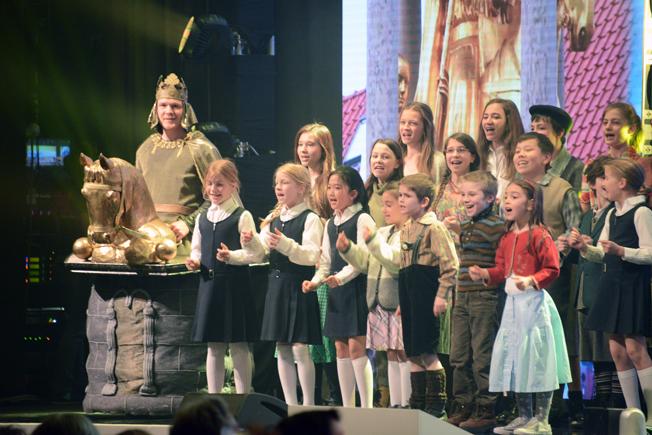 Barnkörer, rockmusik, dansk och föredömligt korta tal präglade invigningen av årets Germany Travel Mart i Magdeburg.