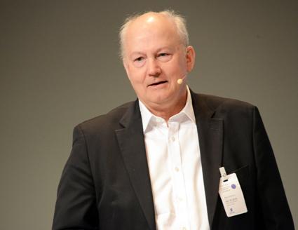 Nobinas koncernchef Ragnar Norbäck. Foto: Ulo Maasing.