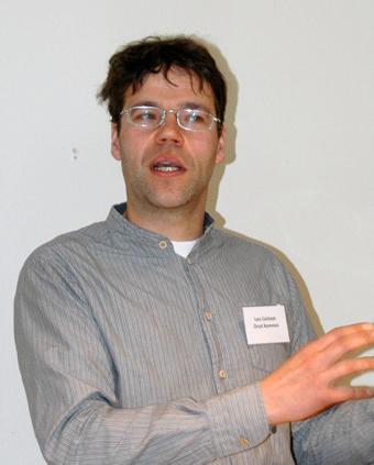 Lars Carlsson, Orust kommun.