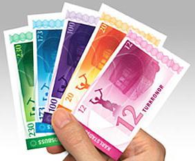 Karlstadsbuss avskaffar sin egen valuta Turkronan.