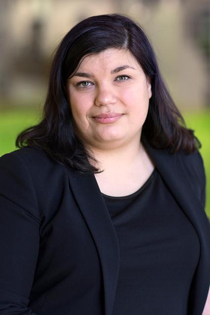 Maryam Yazdanfar, Public affairs- och kommunikationschef vid Nobina Sverige. Foto: Nobina.