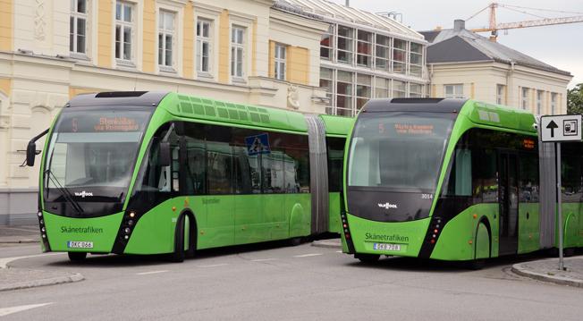 Genomgående femminuterstrafik på MalmöExpressen ska ge 150 000 fler resor. Foto: Ulo Maasing.