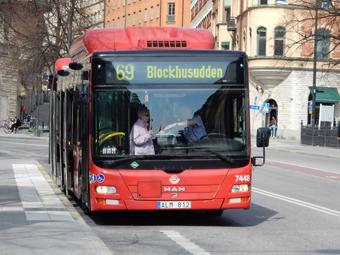 Under flera år ökade klagomålen från bussresenärer i Stockholm kraftigt, men i början av det här året dalade de. Foto: Ulo Maasing.