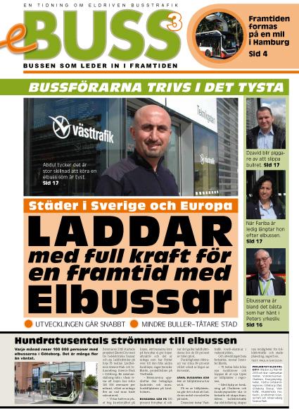 Elbusstidning