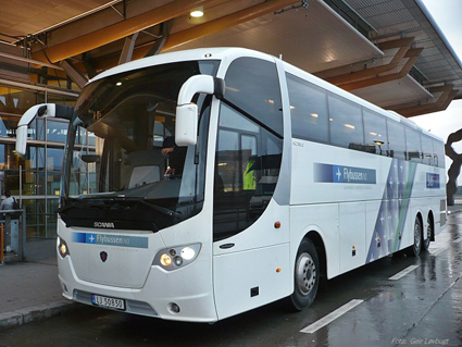 Flybussen i Oslo och Swebus inleder samarbete.
