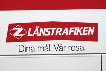 Länstrafiken Jämtland är på vd-jakt. Foto: Ulo Maasing.