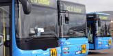 Snart slutkört. KE´s Bussar har förlorat upphandlingen av skoltrafiken i Kungsbacka kommun. Hösten 2017 lämnar man över till Buss i Väst. Foto: Ulo MAasing.
