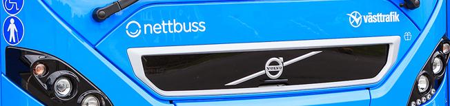 Volvo toppar med bred marginal registreringsstatistiken för tunga bussar under maj.