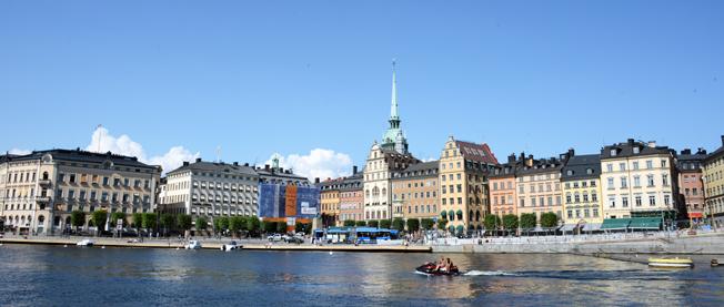Stockholms popularitet ökar. Foto: Ulo Maasing.