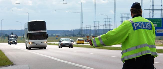 Bussbranschen är dålig på att följa kör- och vilotidsreglerna, hävdar Transportstyrelsen. Arkivbild: Ulo Maasing.