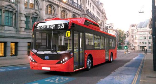 Kinesiska BYD och brittiska ADL tar gemensamt fram en ny 10,8-meters stadsbuss, främst avsedd för den brittiska bussmarknaden.