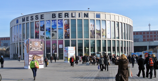 Den nya bussmässan Bus2Bus ska hållas i Berlinmässan. Foto: Ulo Maasing.