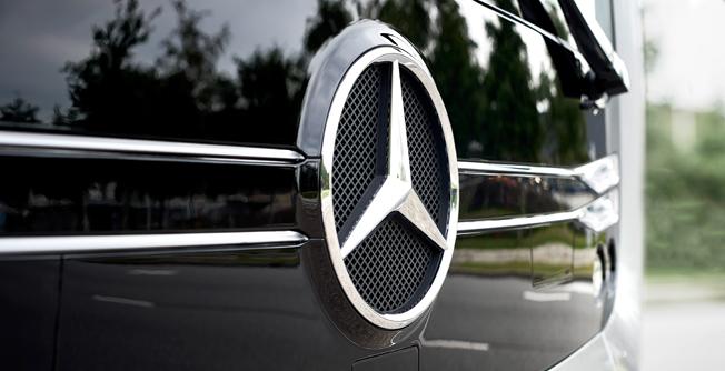 Daimler Buses, där Mercedes-Benz och Setra bussar ingår, minskade sin försäljning under årets andra kvartal. Foto: Daimler Buses.