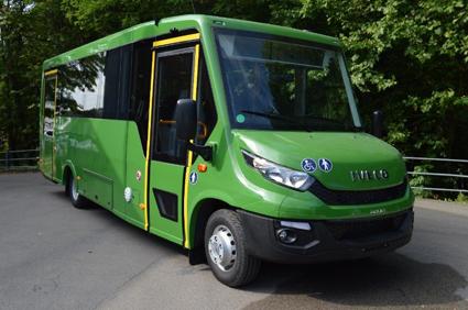 Spanska Indcars modell Mobi Sity. Foto: Indcar.