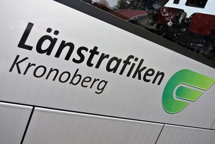 Det gnisslar i samarbetet mellan Länstrafiken Kronoberg och Bergkvarabuss. Foto: Ulo Maasing.