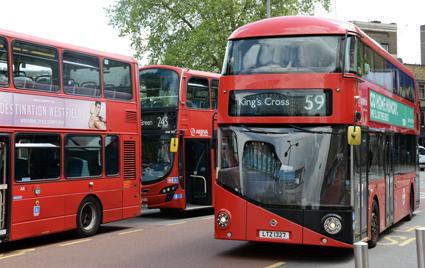Londons lyckade kontaktlösa biljettsystem kan nu användas över hela världen. Foto: Ulo Maasing.