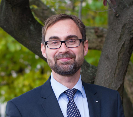 Michael Nielsen. Foto: IRU.