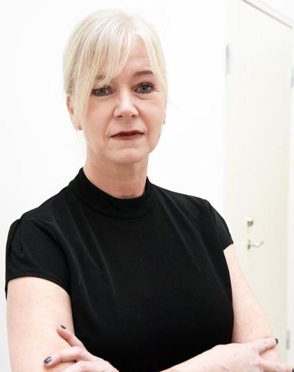 Ulrika Egervall, förhandlingschef och vice vd på Sveriges Bussföretag. Foto: Ulo Maasing.